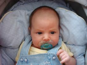 La pequeña Sinead O'Connor...